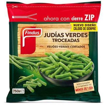 Foto de Judía Verde Troceada Findus