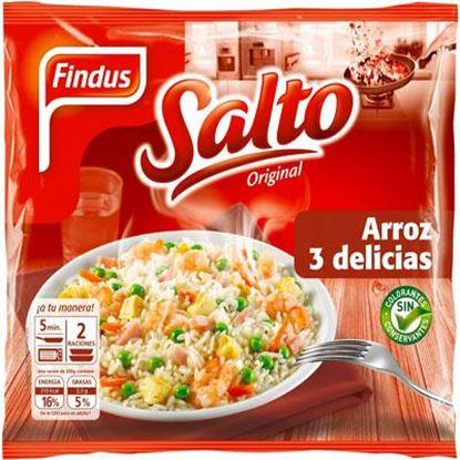 Foto de Arroz 3 Delicias Salto de Findus