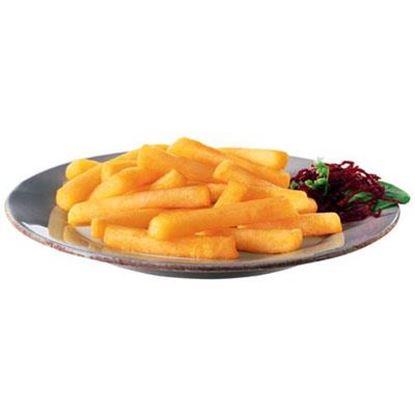Foto de Patatas 1 Kg. Corte Normal. Lutosa
