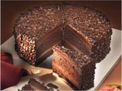 Foto de Tarta Muerte por Chocolate 16 porc.
