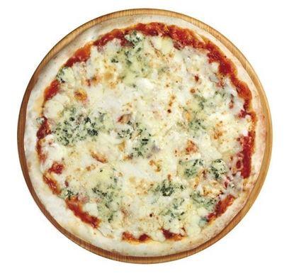 Foto de Pizza 4 Quesos Horno de Piedra 28 cm.